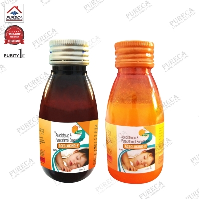 Aceclokind-P Syrup