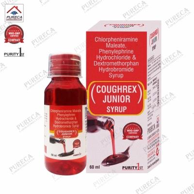 Coughrex Junior Syrup