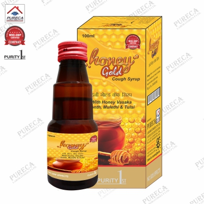 Honey Gold Syrup
