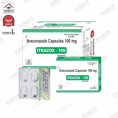 Itrazox-100 Capsule