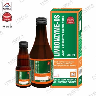 Livronzyme-DS Syrup