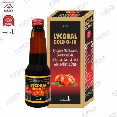 Lycobal Gold Q-10 Syrup