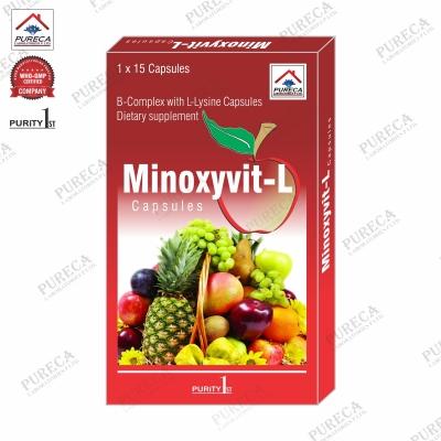 Minoxyvit-L Capsule