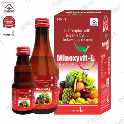 Minoxyvit-L Syrup