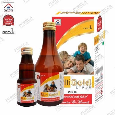 Multigold Syrup