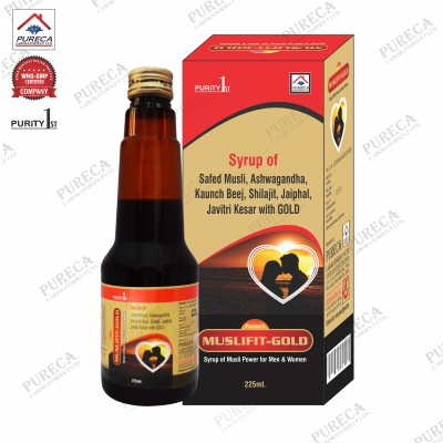 Muslifit Gold Syrup