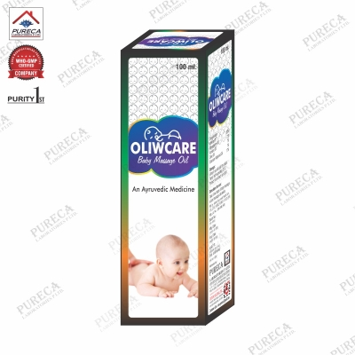 Oliwcare Baby Massage Oil