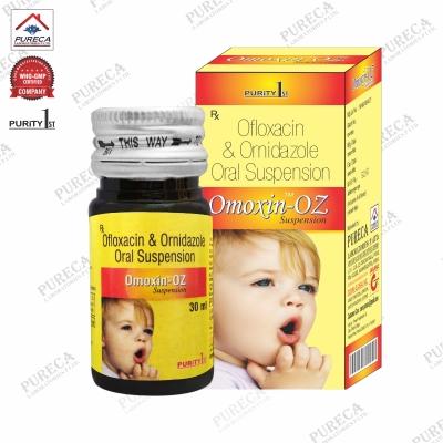 Omoxin-OZ Syrup