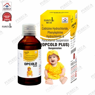 Opcold Plus Syrup