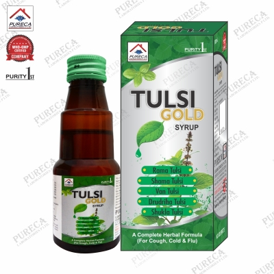 Tulsi Gold Syrup