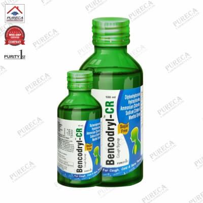 Bencodryl CR Syrup