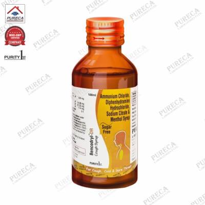 Bencodryl DR Syrup
