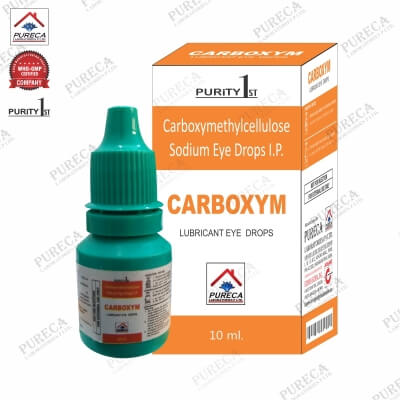 Carboxym Eye Drop