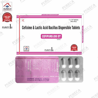 Cefipure 200 DT Capsule