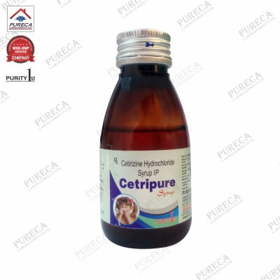 Cetripure Syrup
