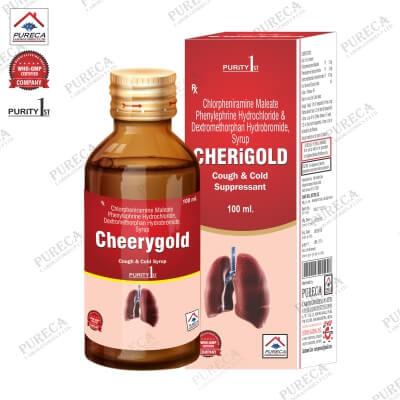 Cherigold Syrup