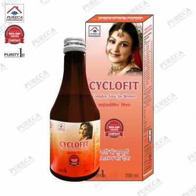 Cyclofit Syrup
