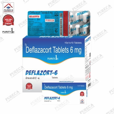 Deflazort-6 Tablet