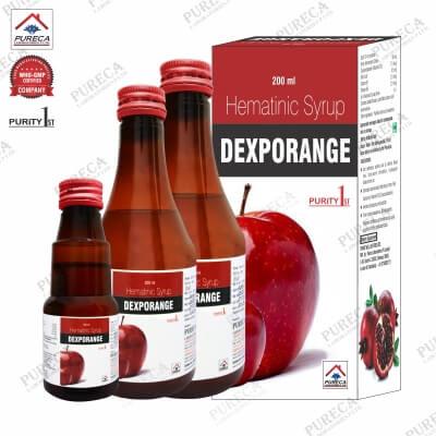 Desporange Syrup