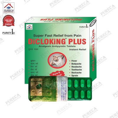 Dicloking Plus Tablets