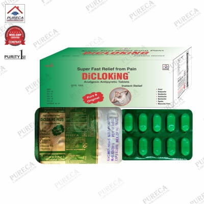 Dicloking Tablets