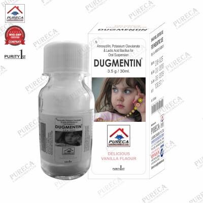 Dugmentin Dry Syrup