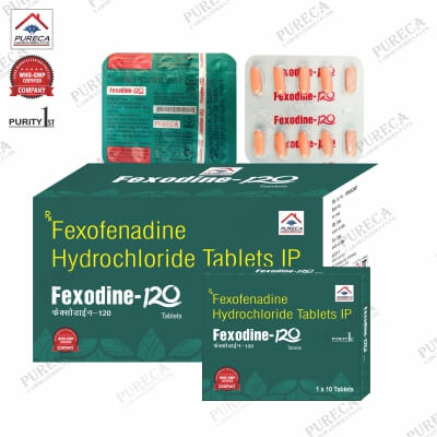 Fexodine 120 Tablet