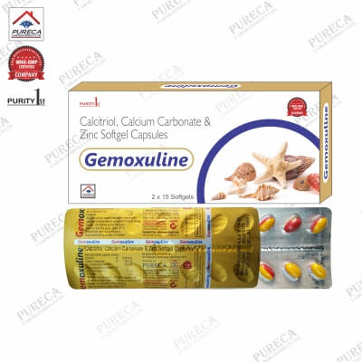 Gemoxuline Capsule