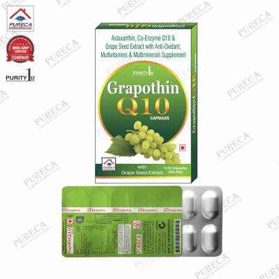 Grapothin Q-10 Capsule