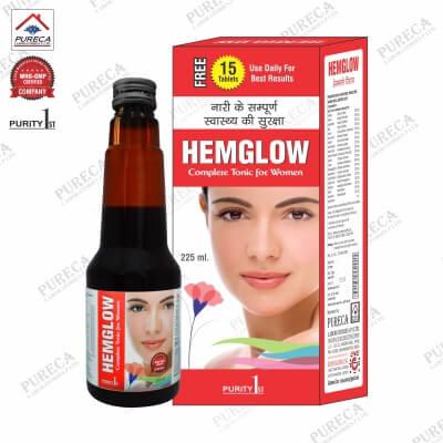 Hemglow Syrup