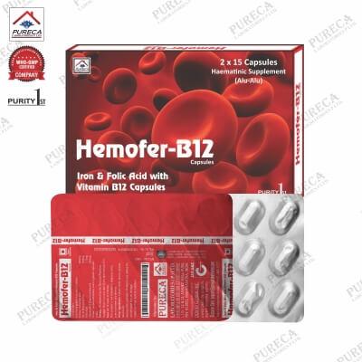 Hemofer-B12 Capsule
