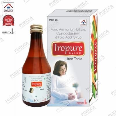 Iropure Syrup