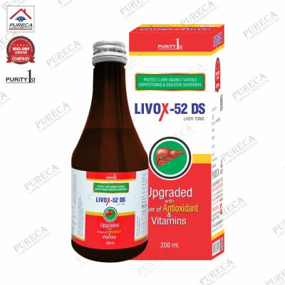 Livox-52 DS Syrup