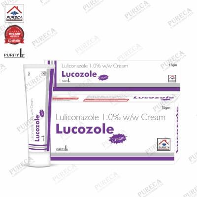 Lucozole Cream