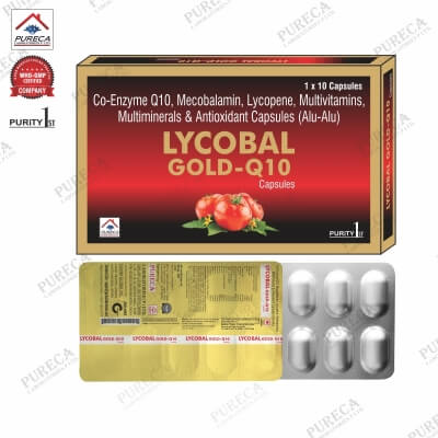 Lycobal Gold-Q10 Capsule