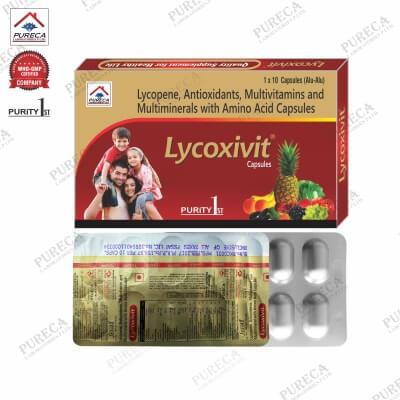 Lycoxivit Capsule