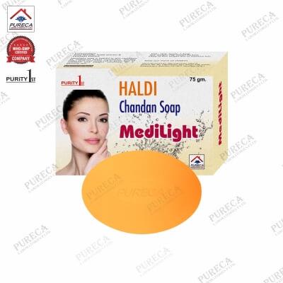 MediLight Soap