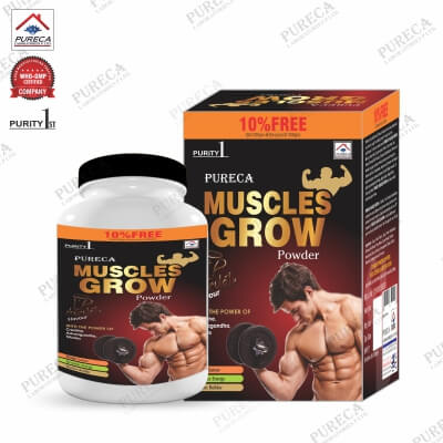 Muscles Grow Powder