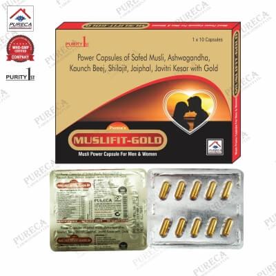 Muslifit Gold Capsule