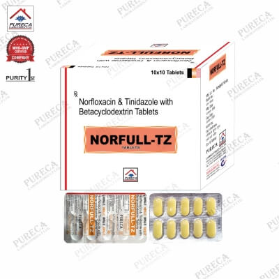 Norfull-TZ Tablets