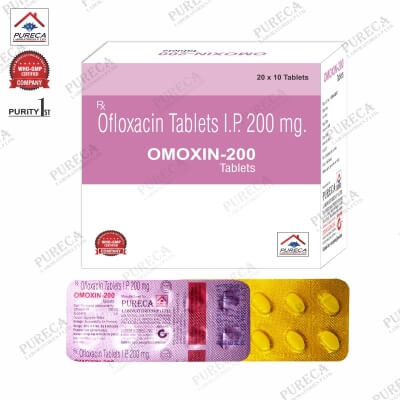 Omoxin-200 Tablet