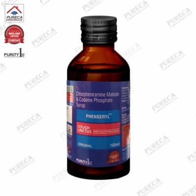 Phenseryl Syrup