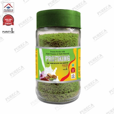 Protiking Powder Bottle