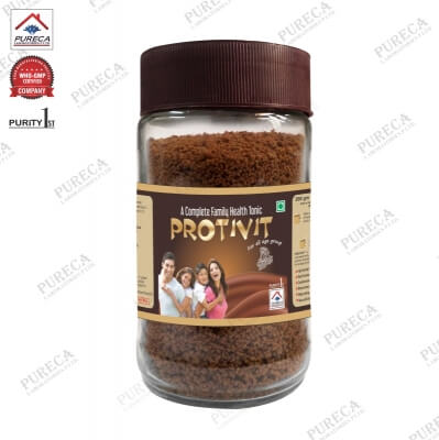 Protivit Powder Bottle
