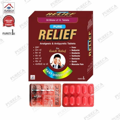 Pure Relief Tablets