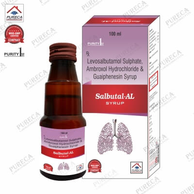 Salbutal-AL Syrup