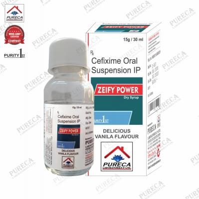 Zeify Powder Dry Syrup